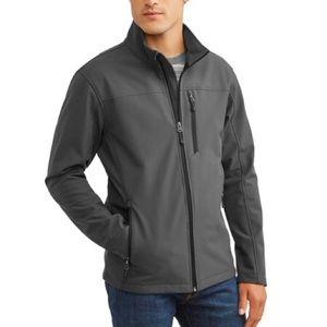 Renegade Men's Soft Shell Full Zip Jacket